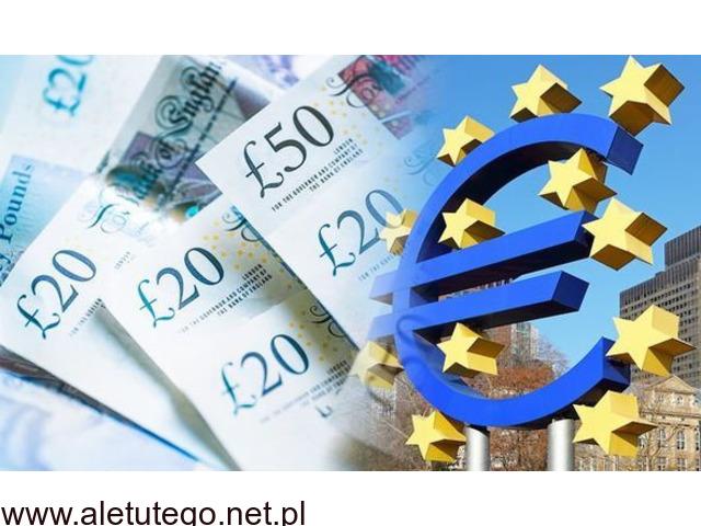 Nasz instytut oferuje pozyczki od 15 000 PLN, EURO, GBP.