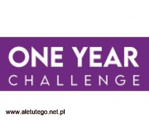Dbaj o recykling - One Year Challenge