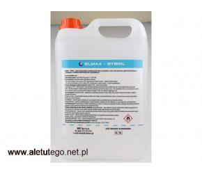 Alkohol etylowy 96 % ELMAX - STERIL