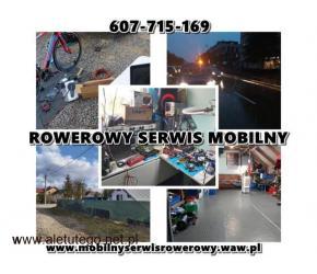 Mobilny Serwis Rowerowy, Rowery Konstancin Józefosław Warszawa - PROMOCJA JESIENNA
